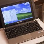 Medion Akoya E1222 with Windows XP