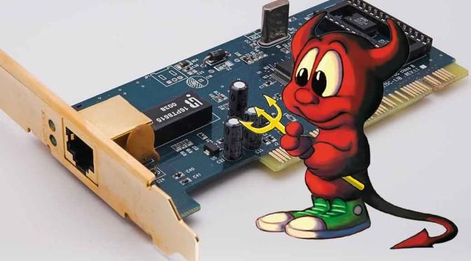 Install Ethernet driver on FreeNAS/NAS4Free (full-install