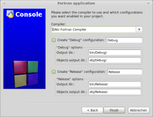 Code::Blocks - Check targets