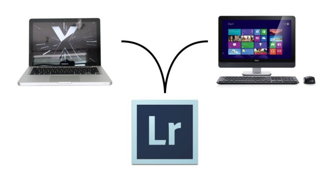 Lightroom Mac-PC