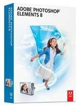 Photoshop Elements 8 Box