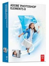 Photoshop Elements 8 Box