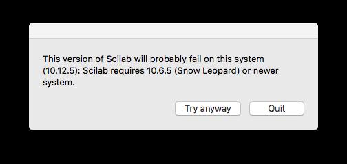Scilab 5.5.2 Error